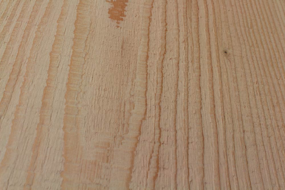 Bandsawn & Nylon Brushed texture on RF Dry douglas fir timber