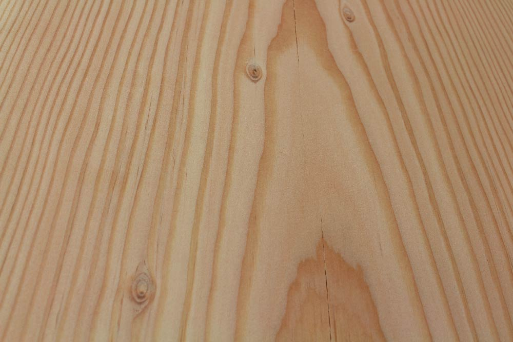 Sanded texture on RF Dry douglas fir timber