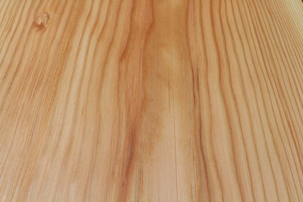 Wire Brushed and stained finish on RF Dry douglas fir timber