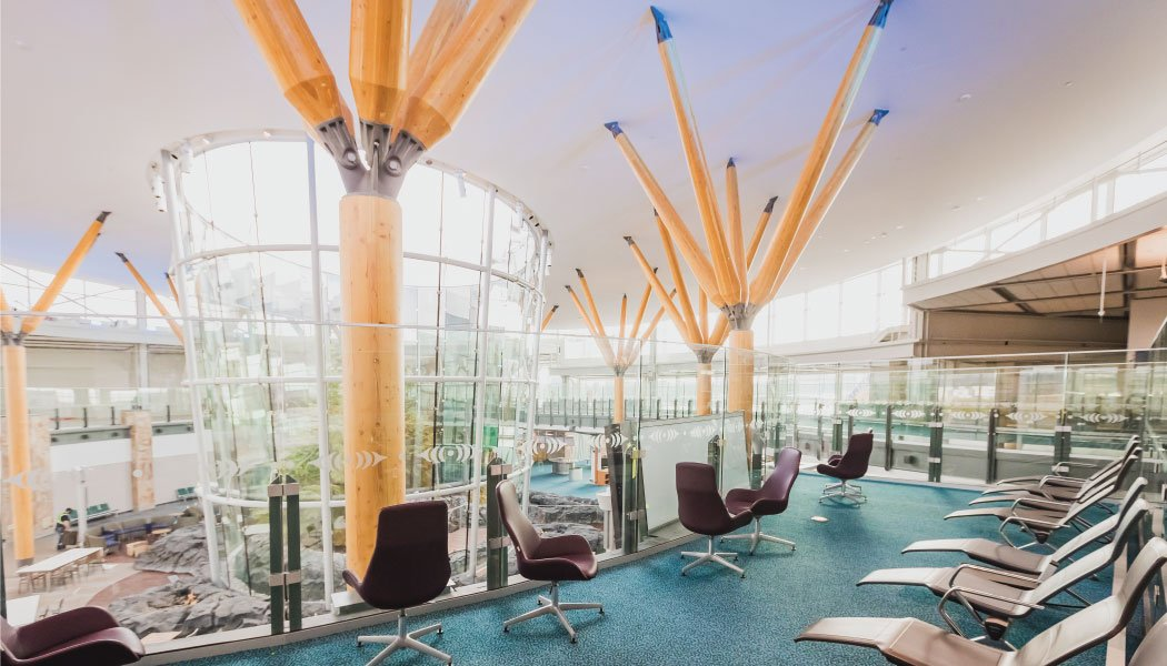 Featured Project Vancouver International Airport YVR