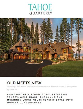 Article about Fraserwood Dry Timber at McKinney Lodge